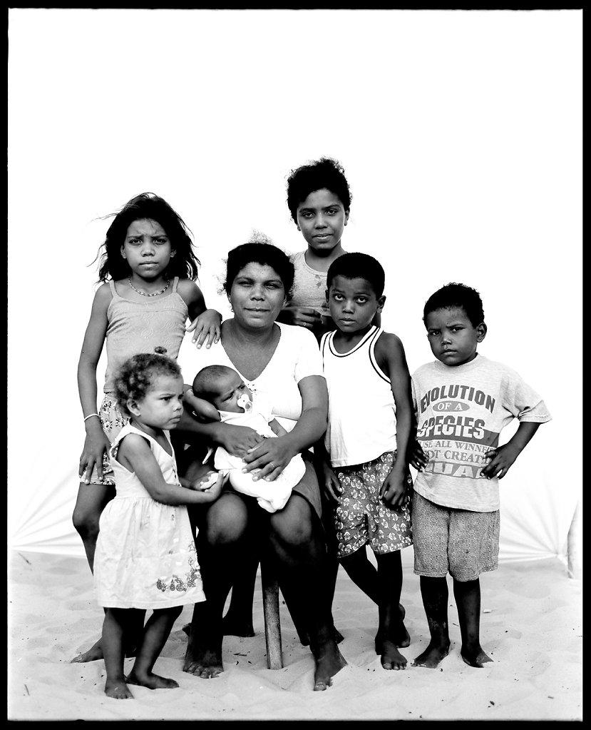 Familia de Rica & Eliene 1999