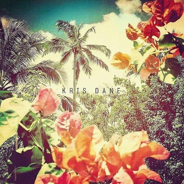 Kris Dane CD cover