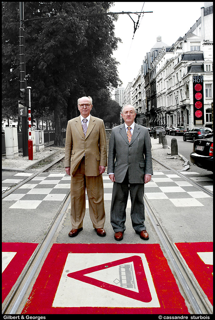 Gilbert & Georges - Artist
