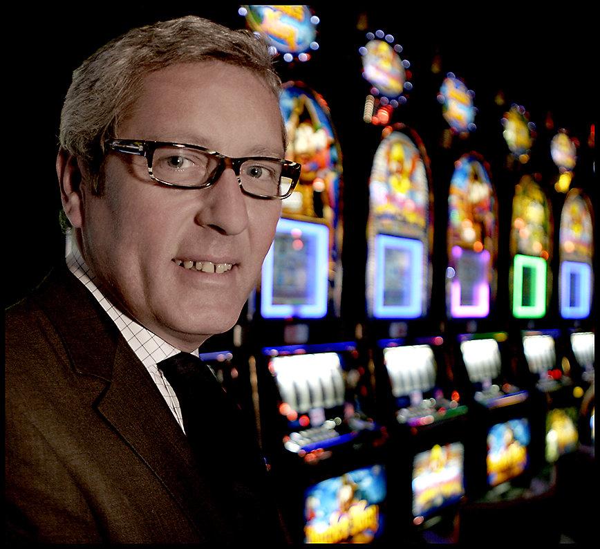 Tim Cullimore - Casino Director