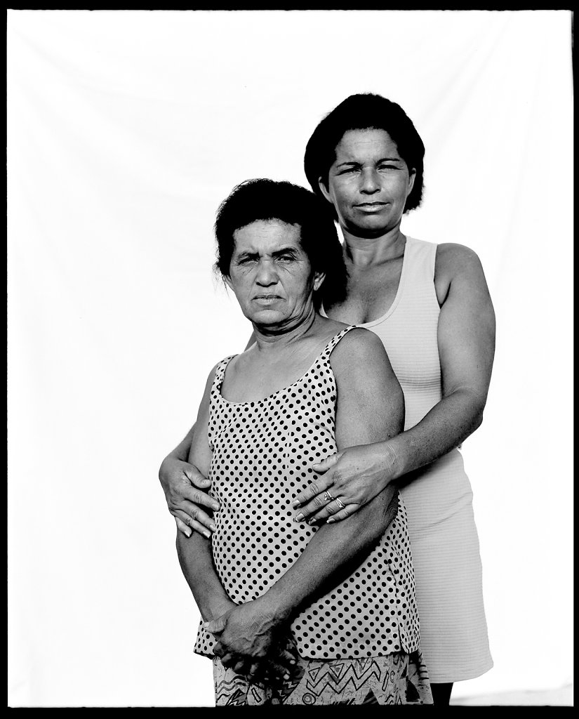 Dona Sonia & Laura 1999